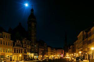 marktplatz von altenburg