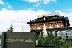 restaurant villa haage