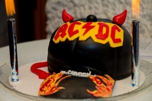 ac dc - torte