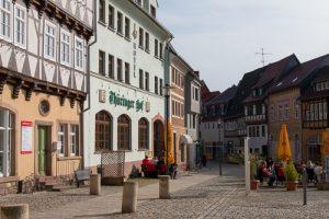 thüringer hof in bad frankenhausen